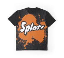 Splat! Orange Graphic T-Shirt