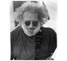 Grateful Dead - Jerry with guitar 8 Poster