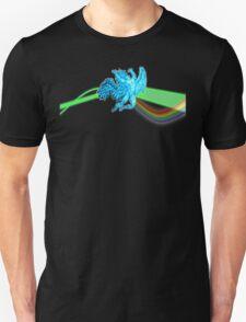 Dark Side Of The Zeppelin Unisex T-Shirt