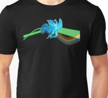 Dark Side Of The Zeppelin Unisex T-Shirt