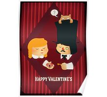 Happy Valentine's Poster