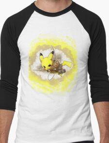 Pikachu! LIGHTNING ON TITAN! T-Shirt