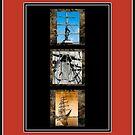 Tryptique St Malo Favorites by Karo / Caroline Evans (Caux-Evans)