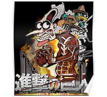 Attack On Doofen Poster