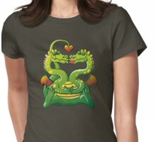 Dragons Madly in Love Womens Fitted T-Shirt