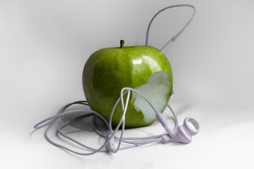 The original Ipod - 2 by Ian Hufton