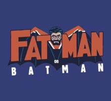 Fatman On Batman 2 by Nathan Gonzales