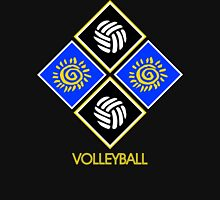 Volleyball Abstract Unisex T-Shirt