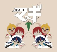 magi by tapirink