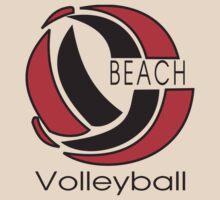 Beach Volleyball by SportsT-Shirts