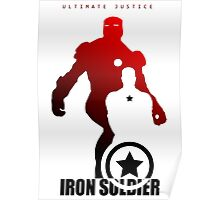 Iron Soldier Poster