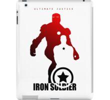 Iron Soldier iPad Case/Skin