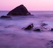 Misty tides by Al Power