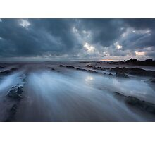 Pull of the tides Photographic Print