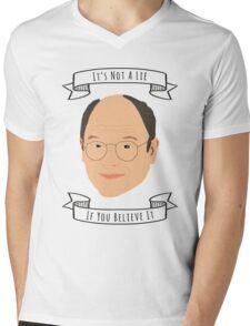 Summer of George Mens V-Neck T-Shirt
