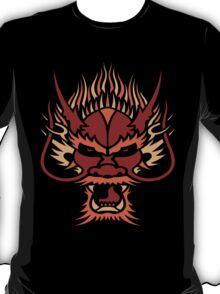Tribal Dragon Tattoo T-Shirt