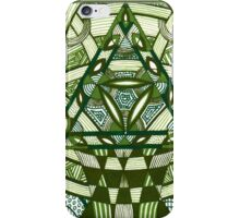 Pyramid of Earth iPhone Case/Skin