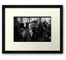 Mr Willis Framed Print