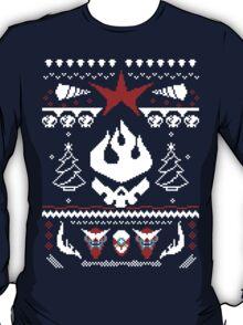 An Ugly Gurren Lagann Christmas Sweater  T-Shirt