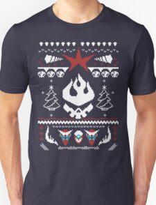 An Ugly Gurren Lagann Christmas Sweater  Unisex T-Shirt