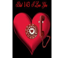 ❤ 。◕‿◕。 DIAL 143 I LOVE U IPHONE CASE ❤ 。◕‿◕。 by ✿✿ Bonita ✿✿ ђєℓℓσ