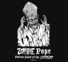 Zombie Pope by Humerus