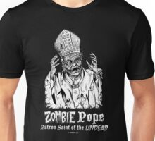 Zombie Pope Unisex T-Shirt