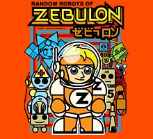 Random Robots of ZEBULON !  ( Vector Group ) Unisex T-Shirt