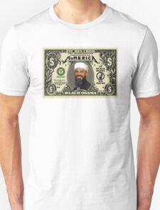 B'Lack Osama Cash T-Shirt