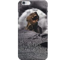 Werewolf on the Moon iPhone Case/Skin