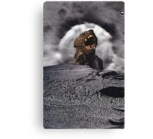 Werewolf on the Moon Canvas Print
