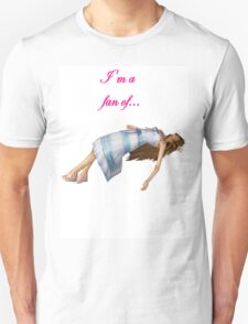 Sleeping Cetra Audiobook - I'm A Fan Of... (White) T-Shirt