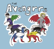 The Avengrrs! by pagalini