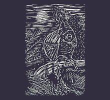 Owl within Tiger Unisex T-Shirt