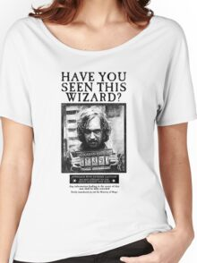 Have You Seen This Wizard? Women's Relaxed Fit T-Shirt