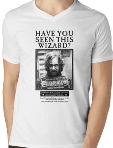 Have You Seen This Wizard? Mens V-Neck T-Shirt