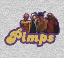 JD & Turk as pimps by Bila