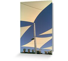 Bunnings Summer Sails Greeting Card