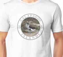 Galapagos Island Blue Footed Booby Unisex T-Shirt