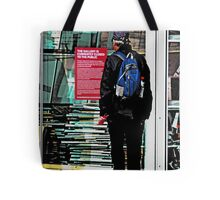Shown the Red Card Tote Bag