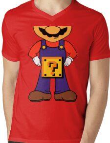 Step 3 Mens V-Neck T-Shirt