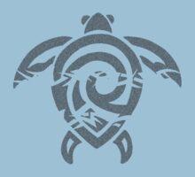 Tribal Turtle by krice