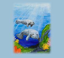 Sea Manatees  Unisex T-Shirt