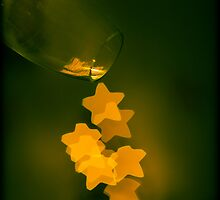 Pouring stars by Andrew Harris