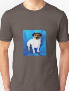 Jack Russell will watch your back Unisex T-Shirt