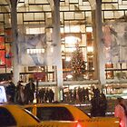 Lincoln Center Holidays by out-art