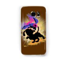 Super Smash Bros. Duck Hunt Dog Silhouette Samsung Galaxy Case/Skin