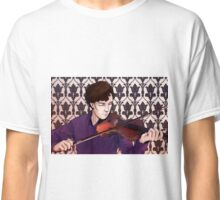 Sonata for Solo Violin No.1 in G Minor Classic T-Shirt