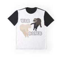 Ferrets War Dance Graphic T-Shirt