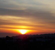 Sunrise by WhoLock11